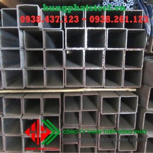 Thép hộp vuông mạ kẽm 16x16