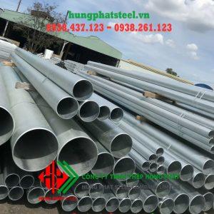 Ống thép đúc mạ kẽm A53/106 SCH160