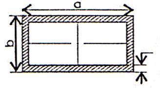 Bảng tra quy cách thép hộp