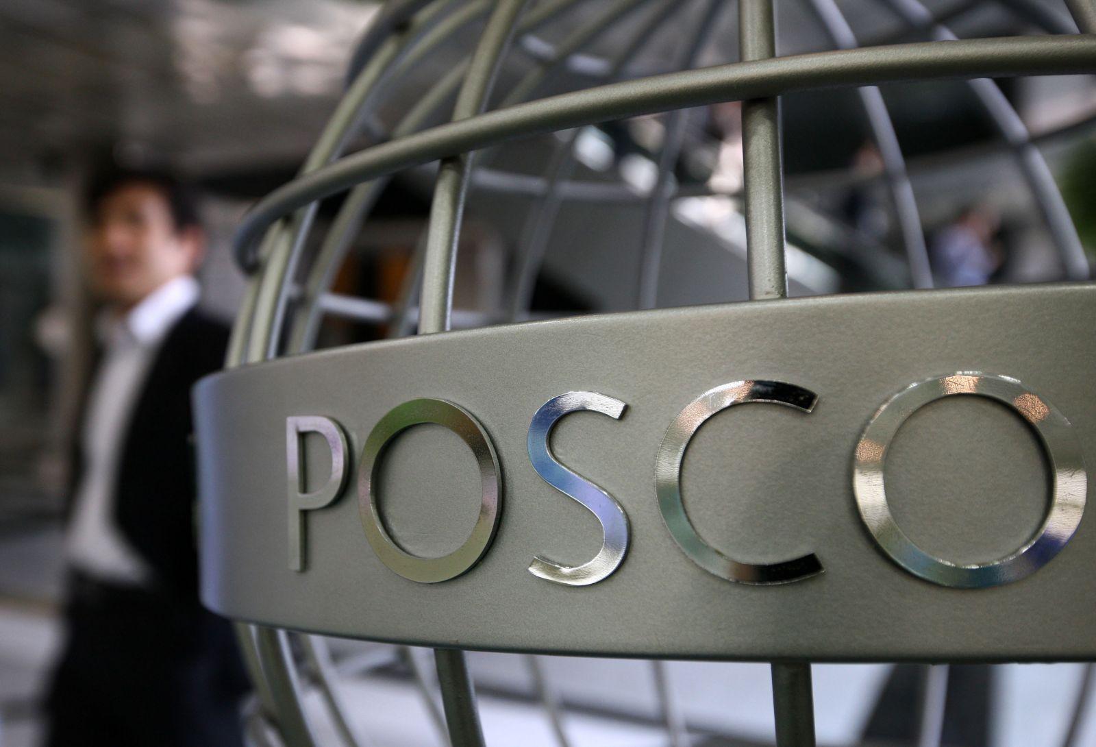 Thép hình Posco