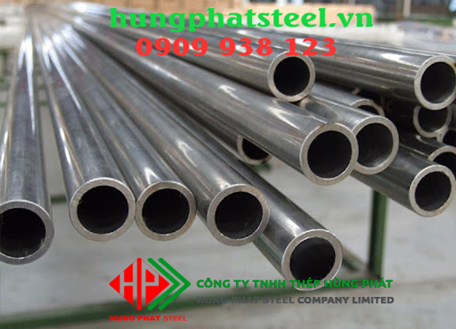 Phân loại thép ống inox phổ biến hiện nay