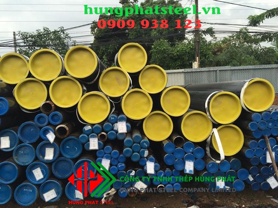 Tiêu chuẩn ống thép đúc
