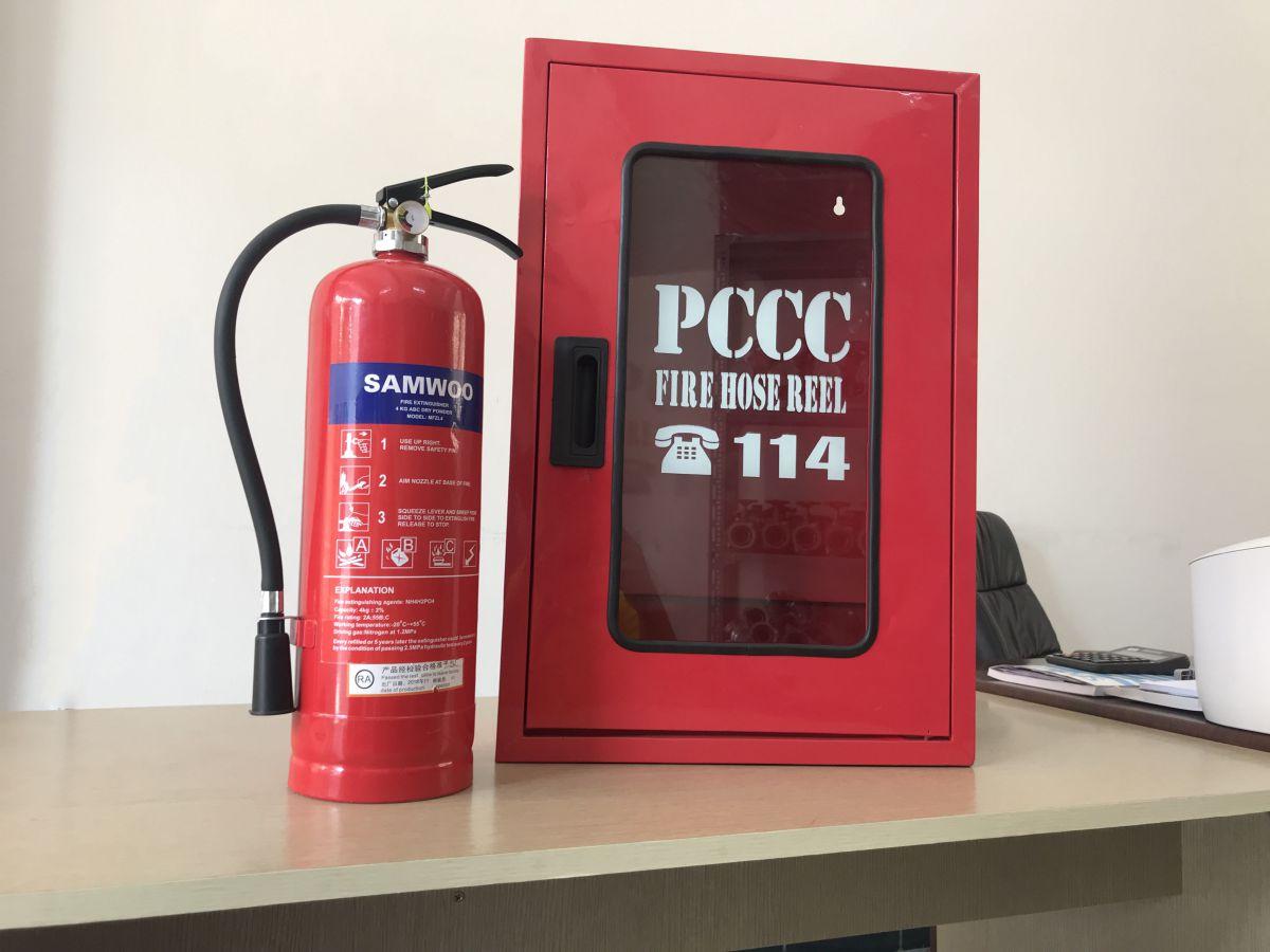 Thiết bị PCCC Tủ Chữa Cháy, Kệ