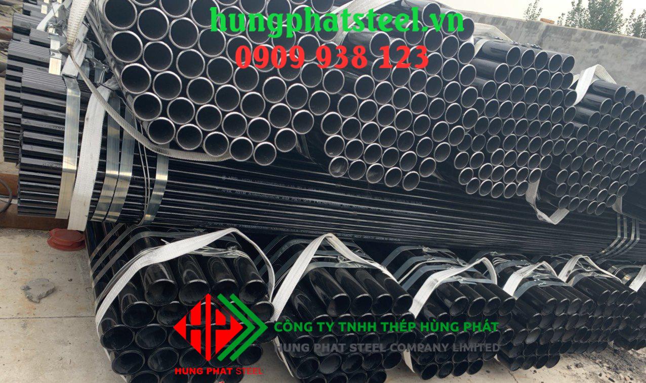 Địa điểm bán ống thép đen tại Hà Nội giá rẻ, giao hàng nhanh