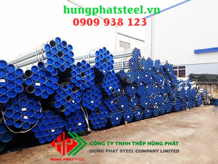 Địa chỉ bán ống thép đúc mạ kẽm tại Hà Nội, uy tín, giá rẻ
