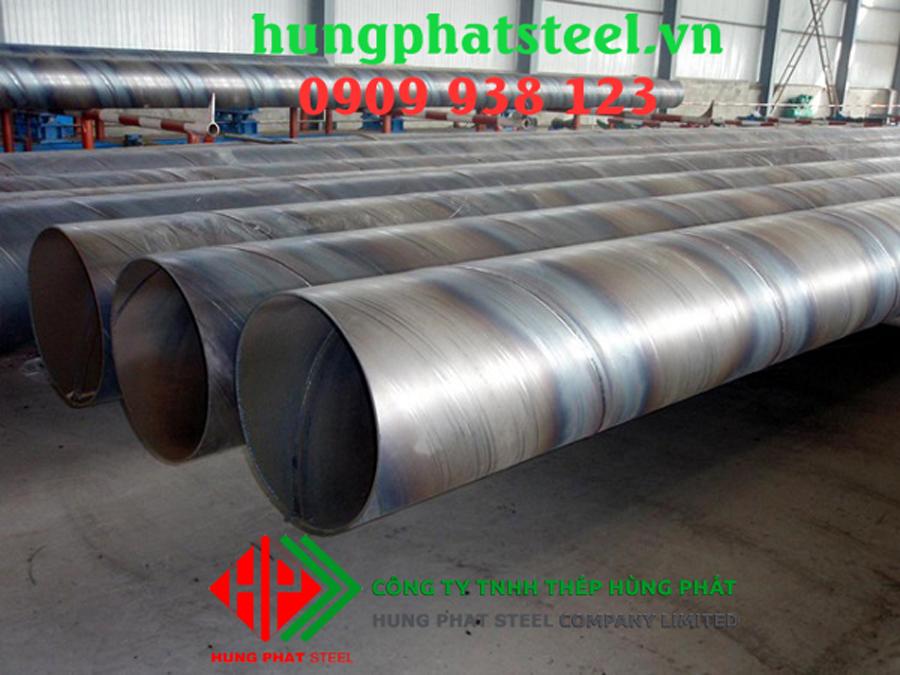Địa điểm phân phối ống thép hàn tại Hà Nội