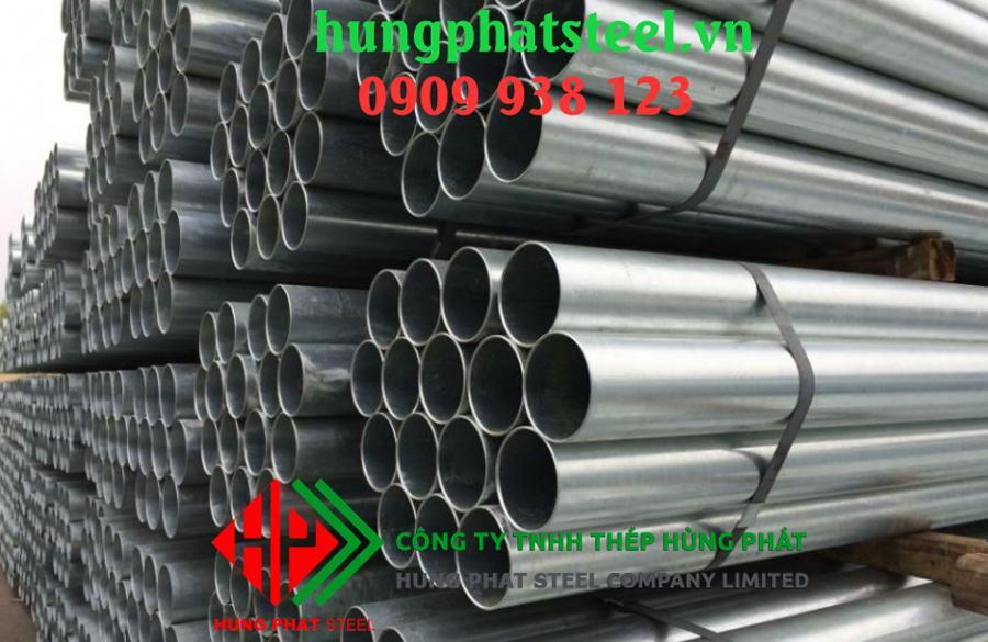 Nơi bán ống thép mạ kẽm Hòa Phát tại Hà Nội, uy tín, chất lượng
