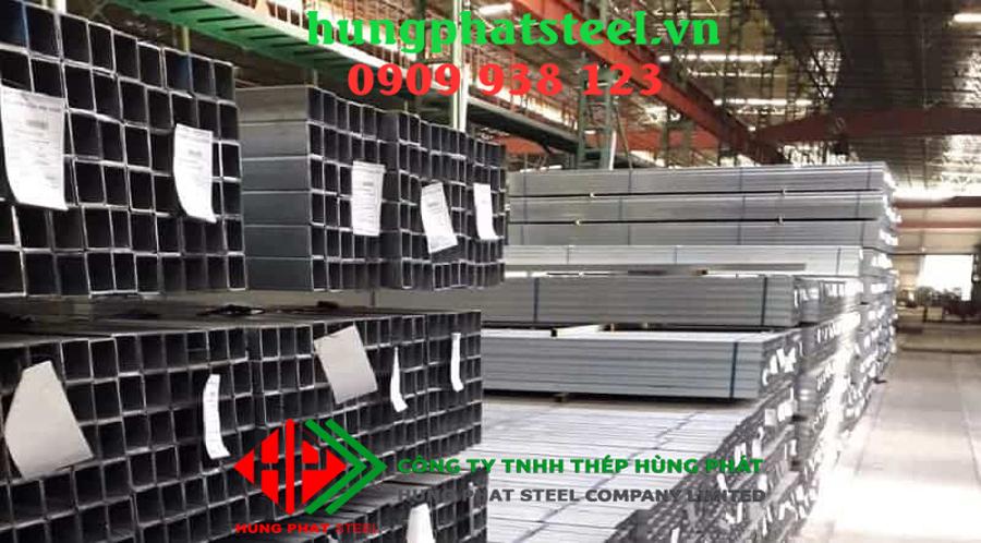 Địa điểm bán thép hộp Nam Kim tại Hà Nội uy tín, chất lượng