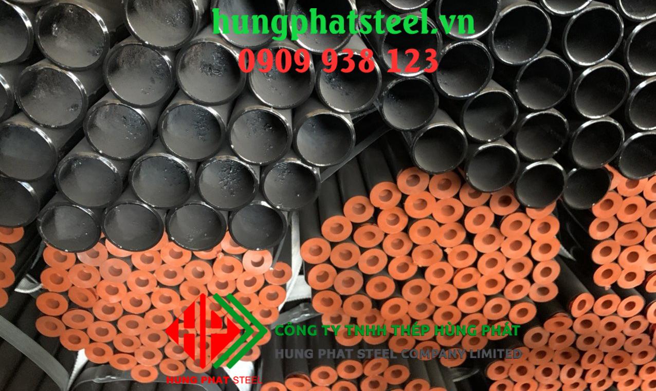 Thép ống đúc phi 90 DN80 ASTMA106/A53/API 5L